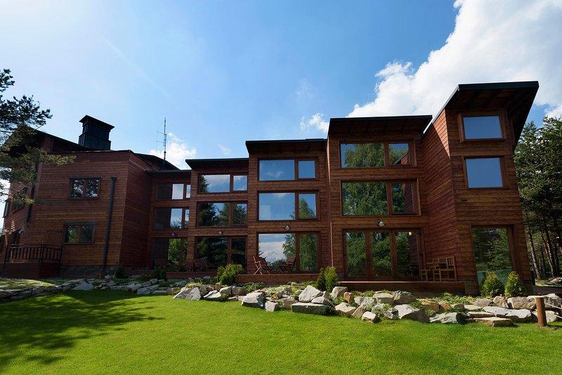 "Villa ""Sylvestris"", holiday rental in Sapareva Banya"