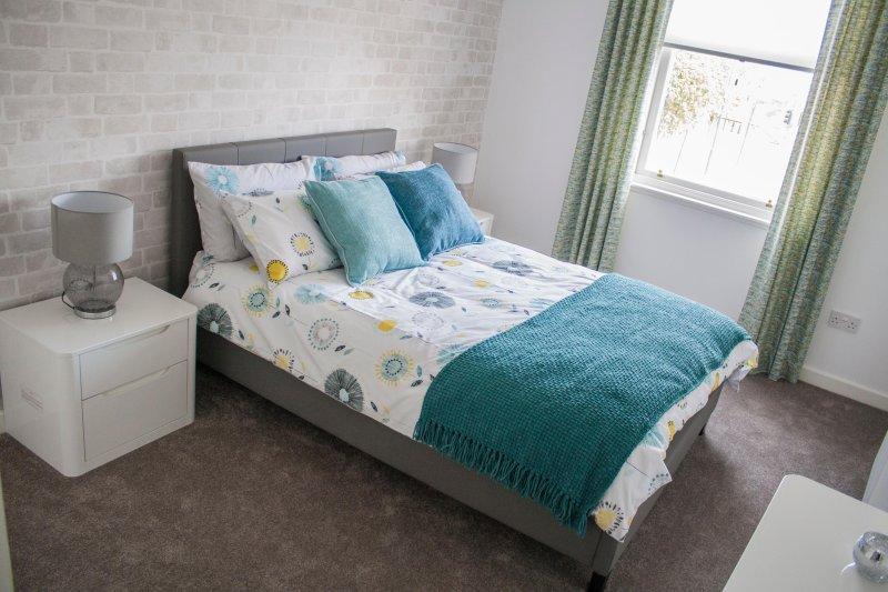 Lexington Apartment 1, 2 bedroom modern self catering apartment, alquiler vacacional en Rothesay