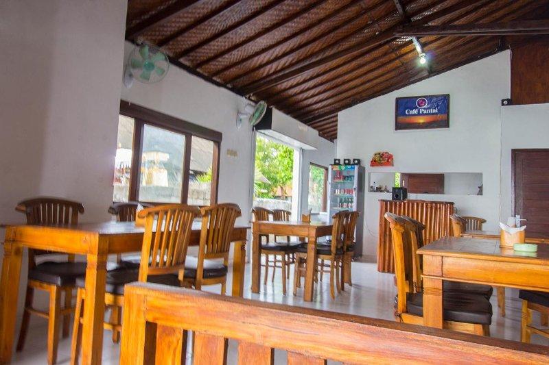 Cafe pantai