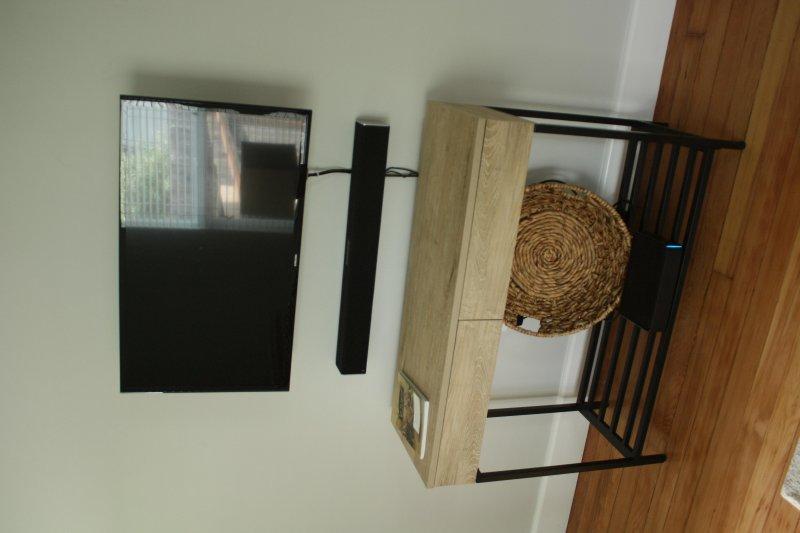TV and Soundbar