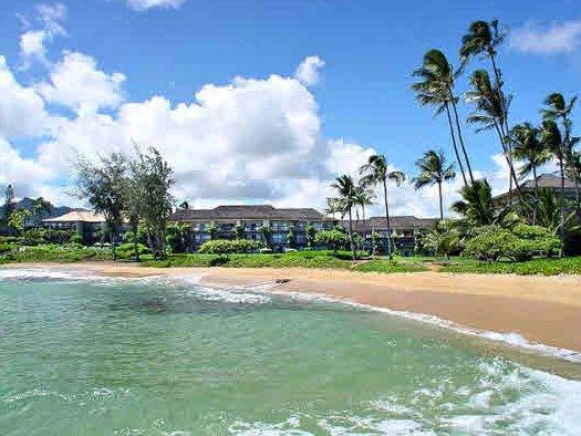 Lae emplacement de Nani sur la magnifique plage Papaloa