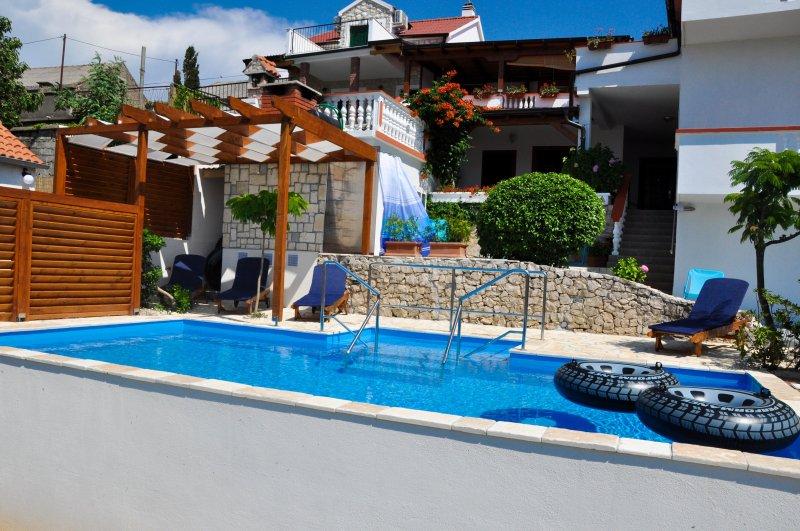 Apartman Rustic Mariva, holiday rental in Razanac