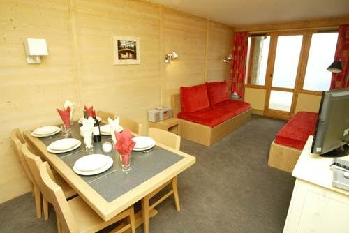 Les Askas, Les Coches-La Plagne, ski-in/ski-out, holiday rental in Les Coches