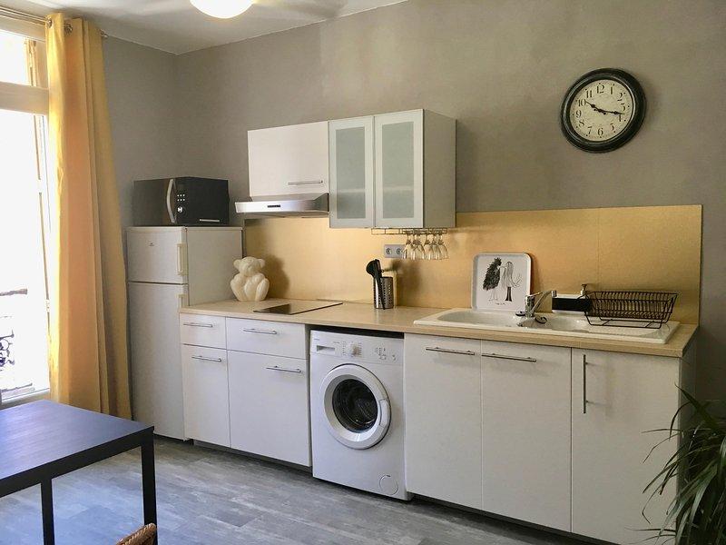 T2 31 m2+ balcon refait a neuf, holiday rental in Saint-Jean-de-Vedas