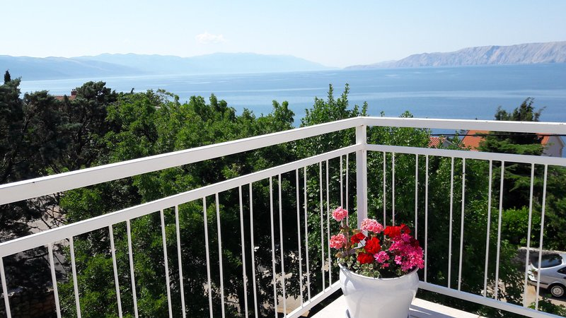 Apartment  Bella, holiday rental in Novi Vinodolski