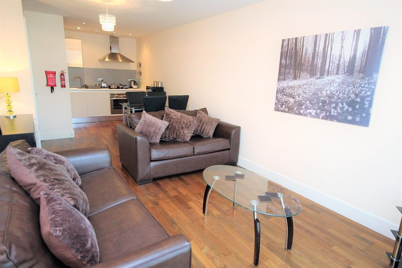 Properties Unique - Lime Square Apartments (1 Bed), holiday rental in Newcastle upon Tyne