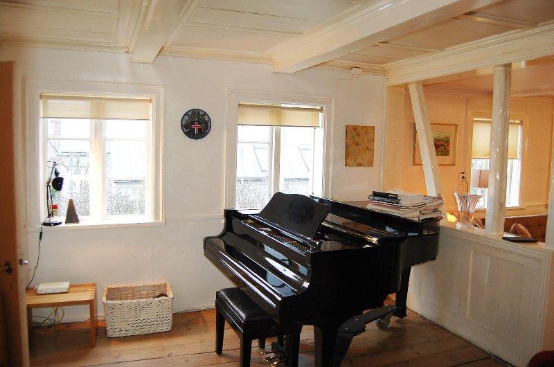 Charming apartment in the very heart of Reykjavik, aluguéis de temporada em Reykjavik