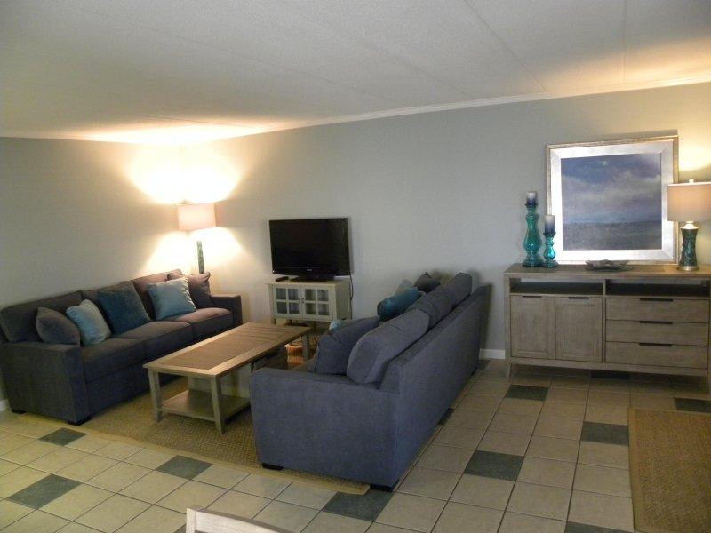 Grande sala de estar w / TV de tela plana!