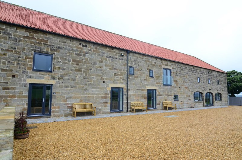 4. The Granary Cottages, holiday rental in Briggswath