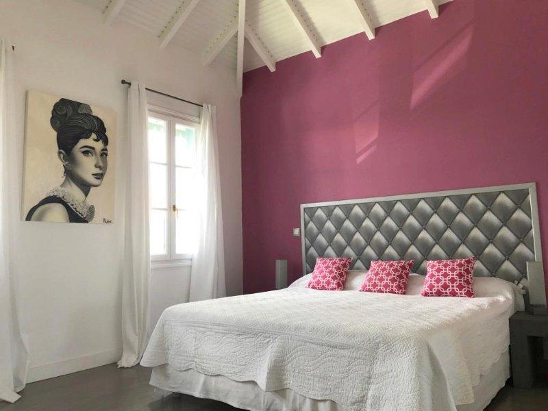 la chambre rose