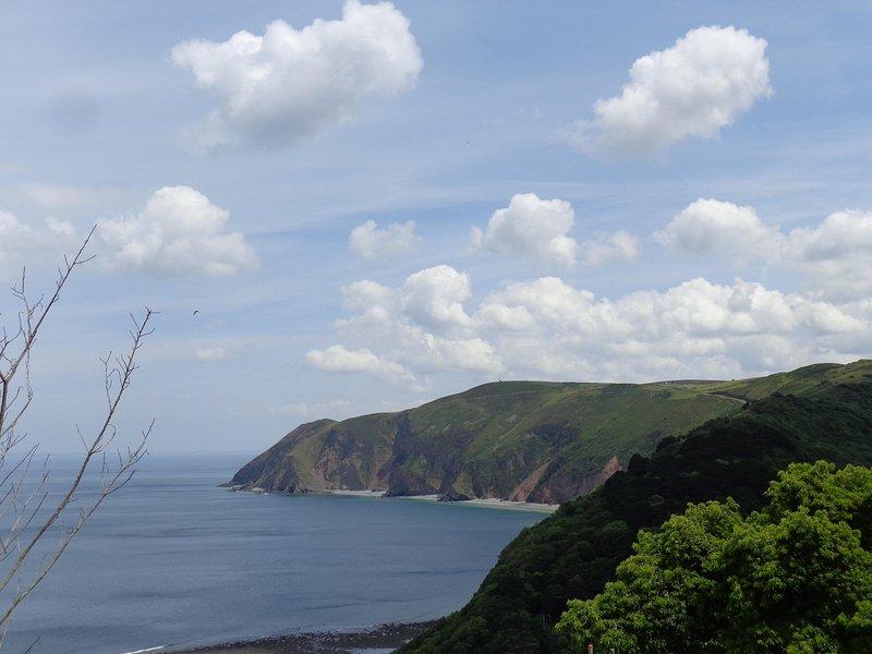 côte nord Somerset