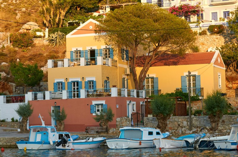 Lefkadio Studio On The Sea, holiday rental in Symi