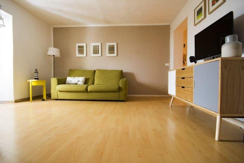 Appartamento dell'Architetto  Offerte di giugno!!!, holiday rental in Trapani