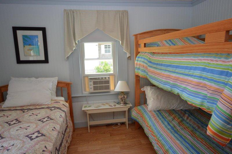 Bunk kamer met twee Daybed