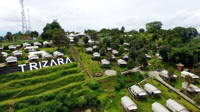 Trizara Resorts (Luxury Glamping), location de vacances à Cihanjuang Rahayu
