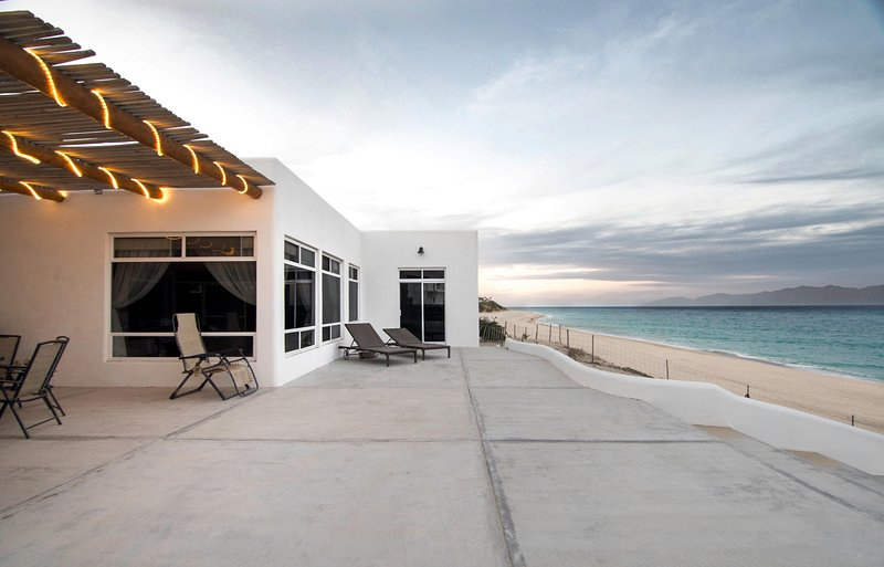 Beachfront GORGEOUS VIEWS rent as a 3, 4 or1 Bedroom, holiday rental in El Sargento