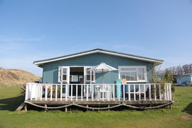 Beachbreak Chalet, Ferienwohnung in Connor Downs