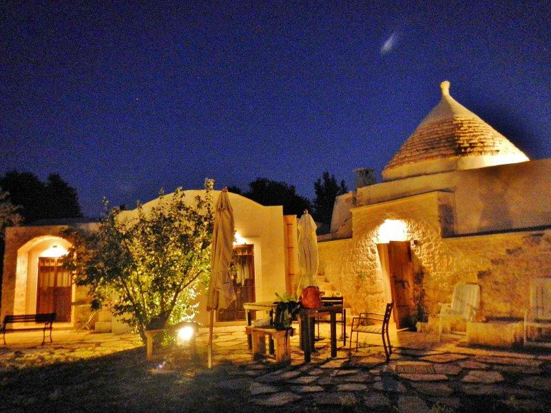 Magico Trullo delle Fate - Relax fra gli ulivi!, vacation rental in Carovigno