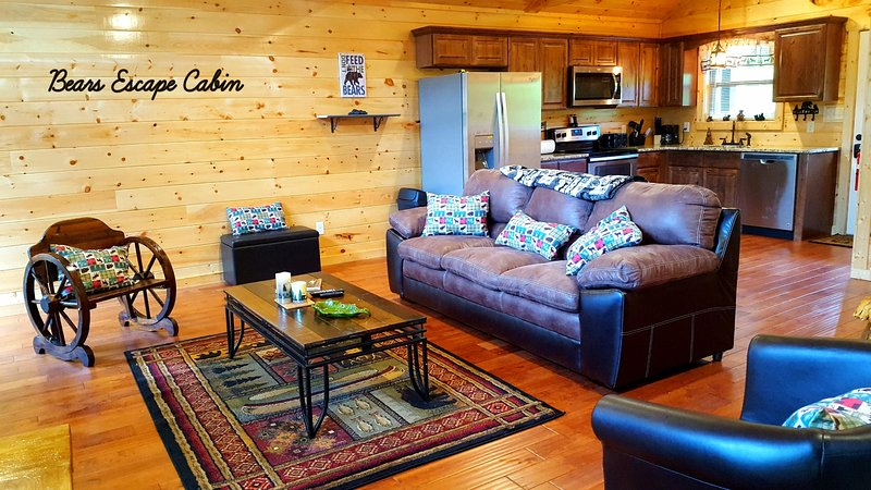Beautiful Spacious Cabin
