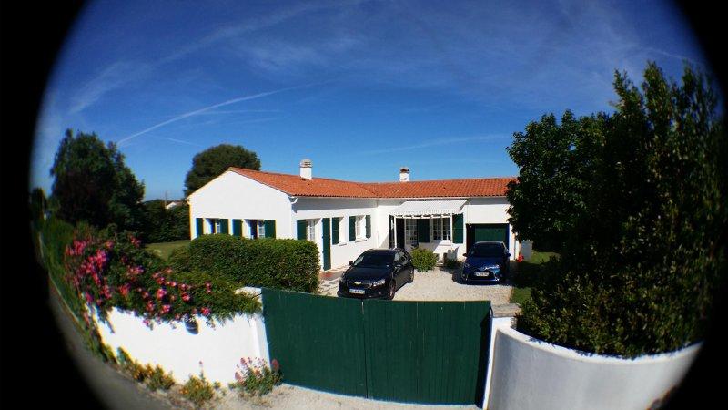 maison nature et espace, holiday rental in Saint Clement des Baleines
