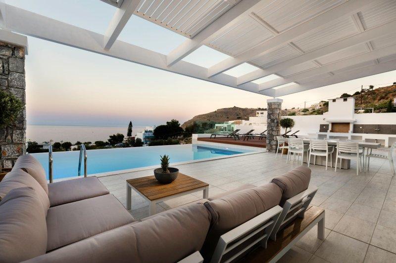 Villa Crystal, vacation rental in Lindos