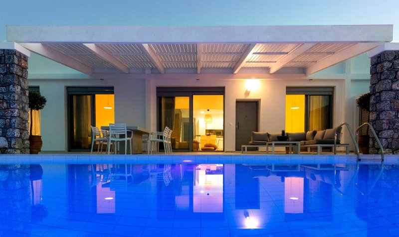 VILLA EMERALD, vacation rental in Lindos
