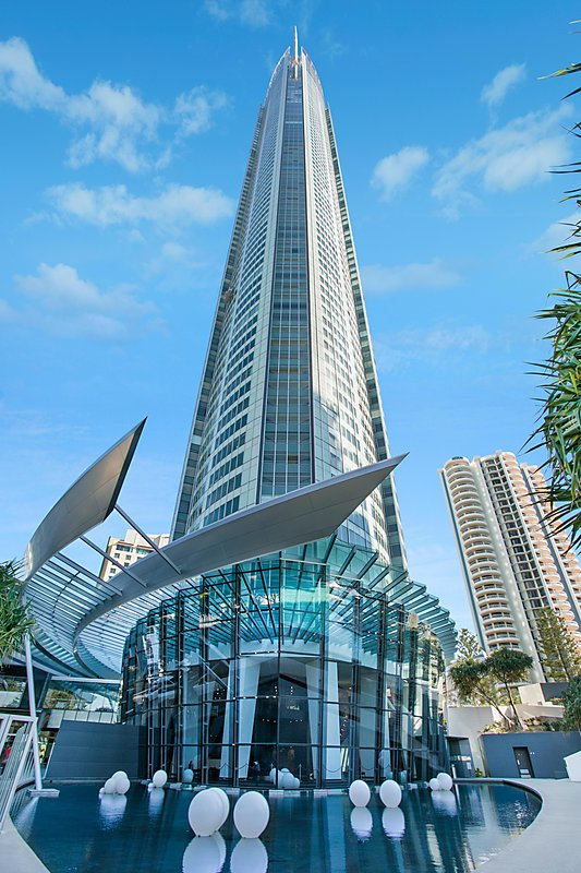 Q1 Resort & Spa edificio