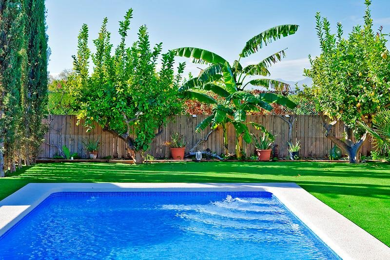 APARTAMENTO ORIGINAL CON PISCINA, holiday rental in Los Valientes
