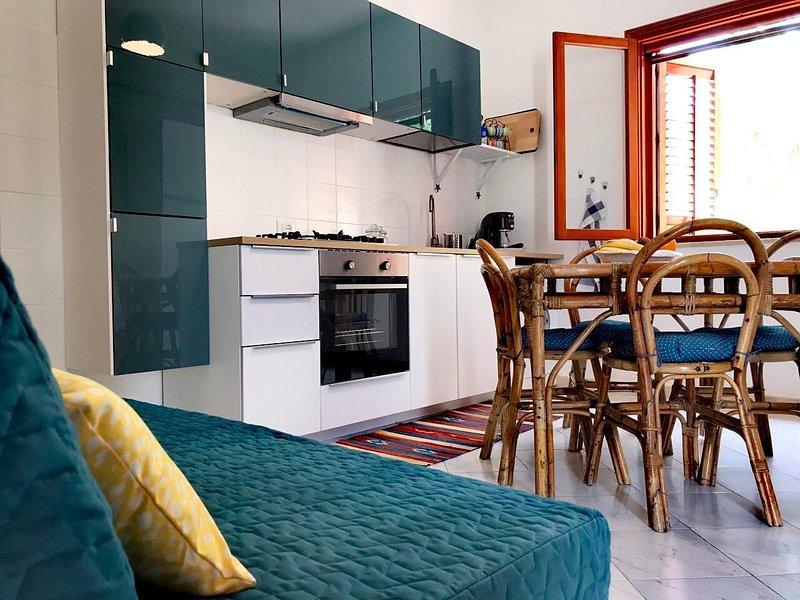 Casa MareLuna, alquiler vacacional en Macari