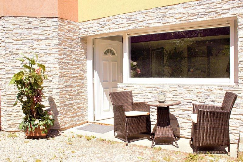 La Halte des Vignes, holiday rental in Chatenois