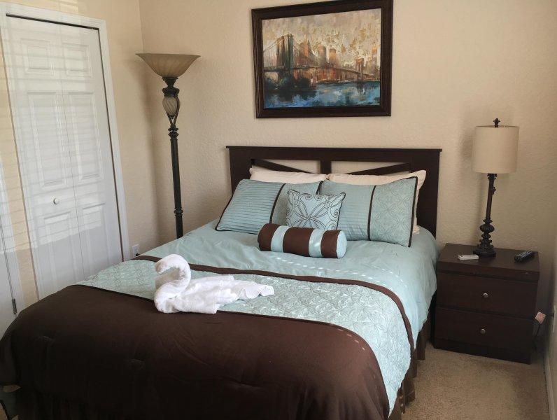 Luxurious Bedrooms!!