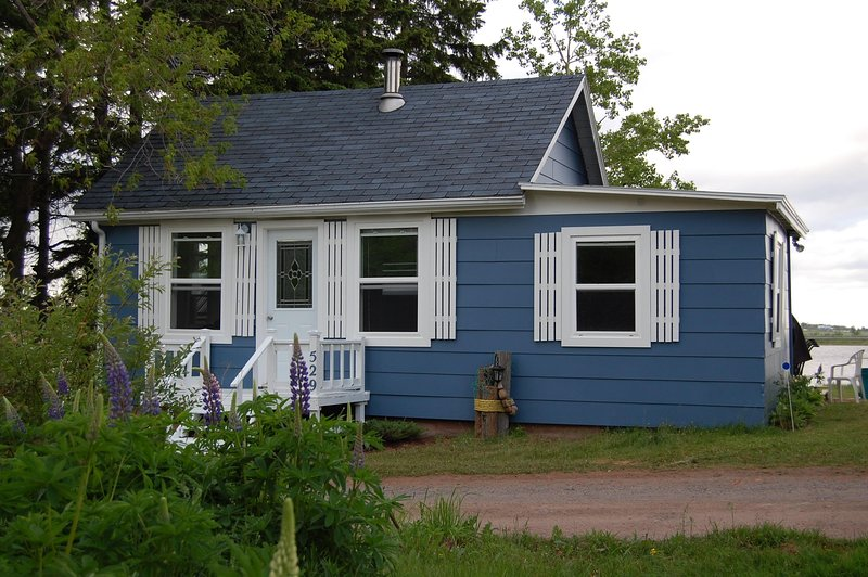 Welcome to 529 Bridgeview Lane.  2 bedroom cottage with bunkie.  Sleeps 8.