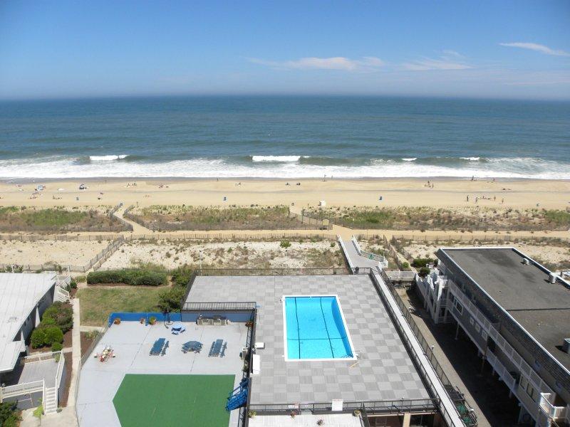 piscina ao ar livre! Frente direta Oceano