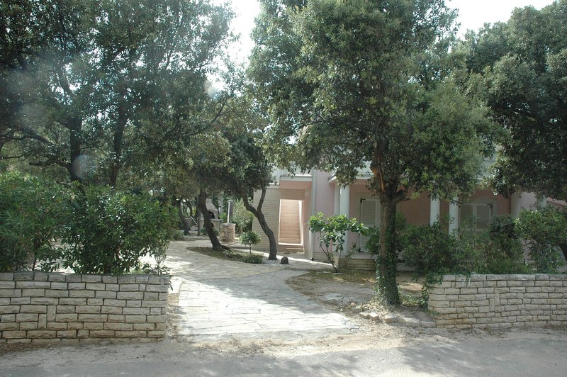 Apartment in middle of paradise, holiday rental in Island of Pag
