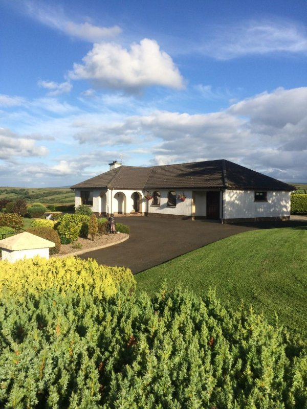 The Munreary Cottage, holiday rental in Tobermore