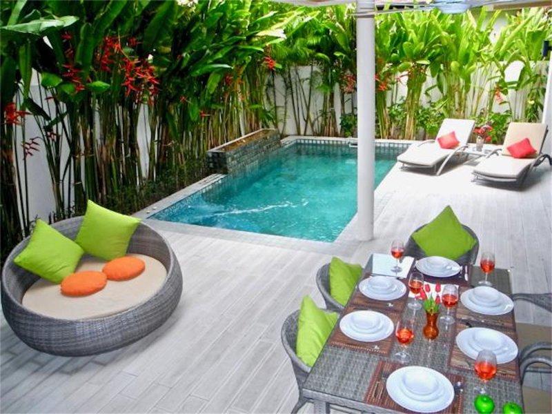 Fantastic Ka Villa in Rawai, casa vacanza a Ko He
