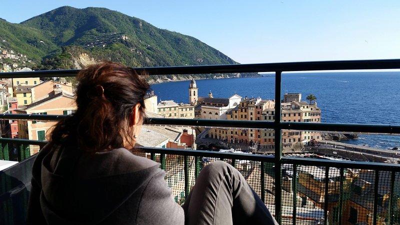 A due passi dal cielo e dal mare, location de vacances à Vescina
