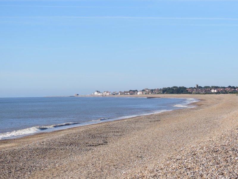 percorso costiero Aldeburgh - Thorpeness