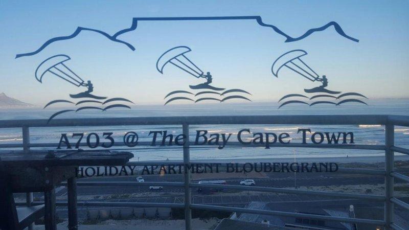 Bienvenido a Ciudad del Cabo y A703 El Bay