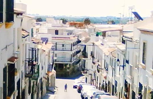 Calle del Rosario