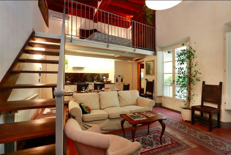 FLORENCE PITTI LOFT, vacation rental in Florence