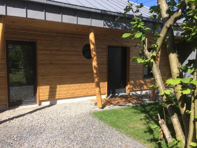 Nueva casa de diseño en el corazón de La Rochelle