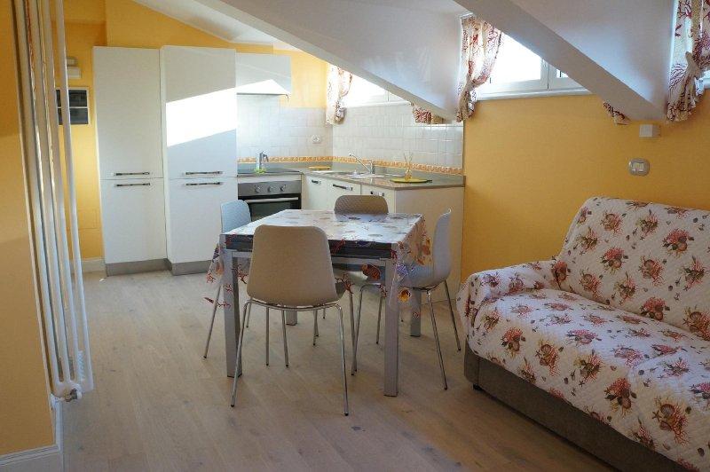 Appartamento Il Corallo. A un passo dal mare, holiday rental in Province of Ascoli Piceno
