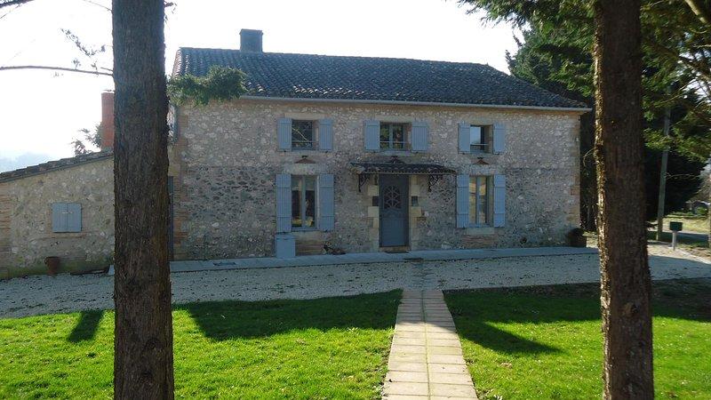 Maison Pintou chambre d'hôtes, holiday rental in Castelmoron-sur-Lot