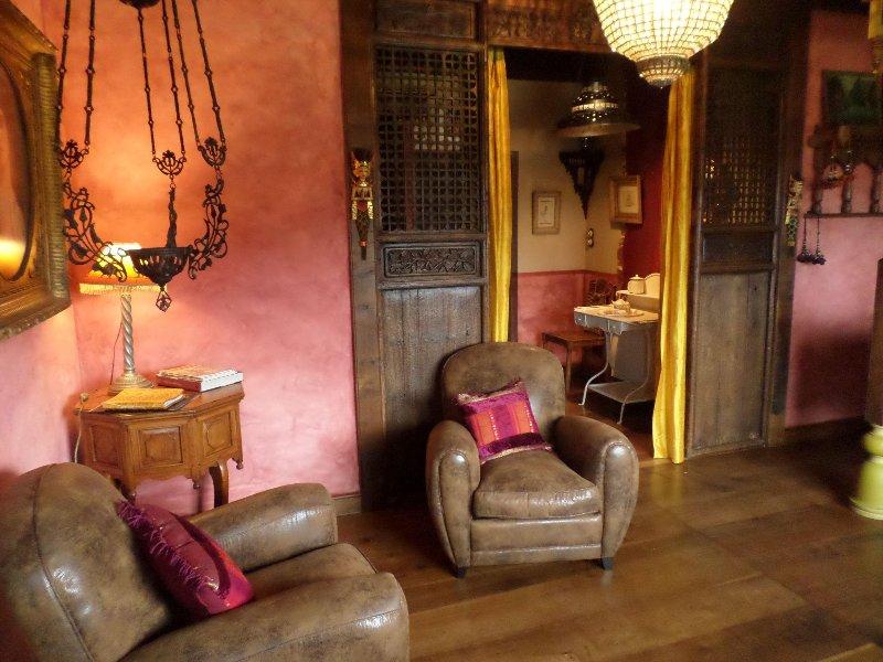 les rêveries d'une princesse nomade, vacation rental in Saint-Igny-de-Vers