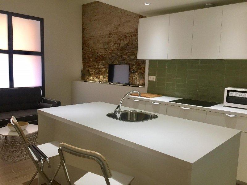 Apartamento Cambrils loft, holiday rental in Riudoms