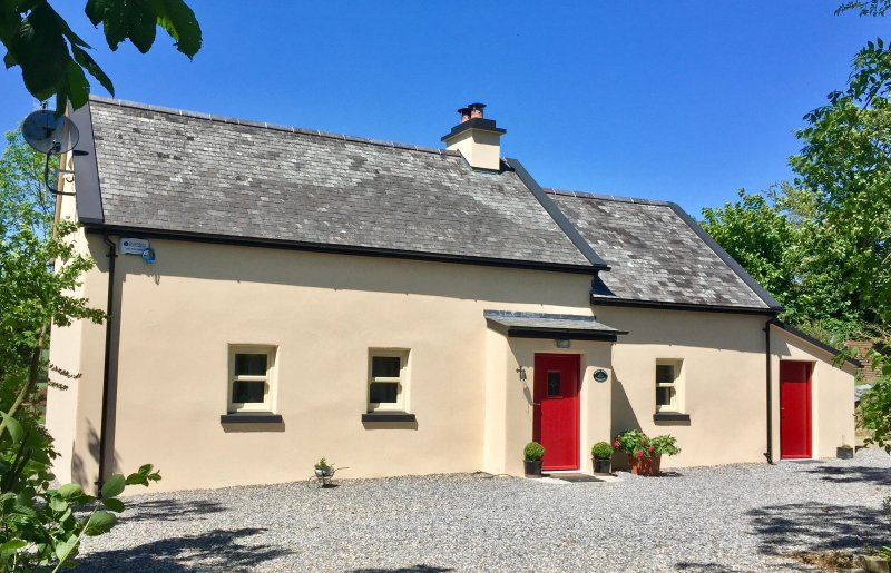 Bluebell Cottage an Irish farmhouse cottage built around 1880, and fully renovated in 2016.