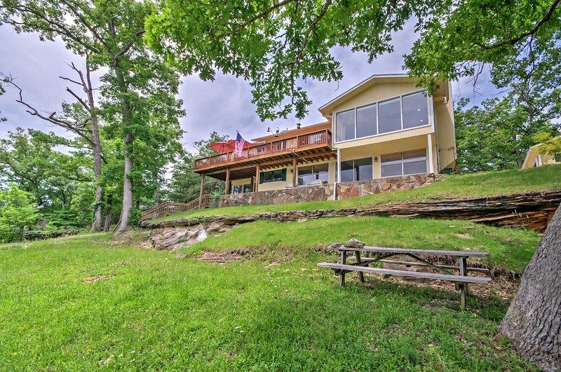 Dit meer huis is de perfecte vakantie huis in de perfecte ligging!