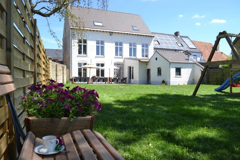Het Oud Brouwershof - Uw vakantiethuis 20p, location de vacances à Bambecque