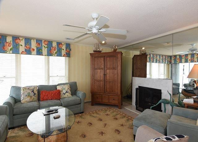 Amazing Grace - Upstairs Living Room